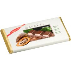CHOCOLADEVERVANGER TABLET van metaX 48%+ cacao 100g.
