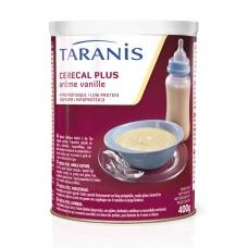 papvervanger poeder Cérécal Vanille, Taranis 400 ml.