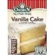 cake mix voor vanille cake, Orgran