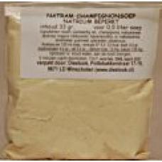 champignonsoep voor 1 liter (65 gr.) NA