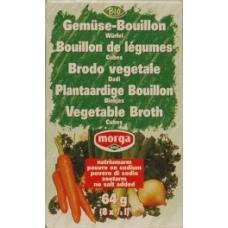 groentenboullionblokjes zonder zout van Morga NB