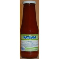 tomatenketchup Natram 320 ml.  THT 25-5:2020, 50% KORTING