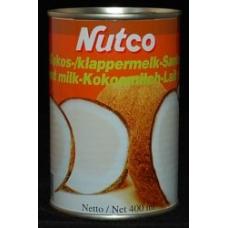 kokosmelk 400 ml Nutco TIJDELIJK NIET LEVERBAAR