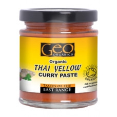 Thai YELLOW curry paste 180 ml.KRUIDIG